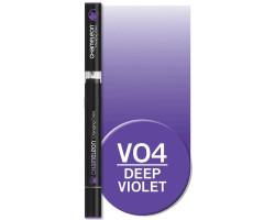 Маркер Chameleon Deep Violet (глубокий фиолетовый) V04