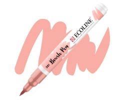 Ручка-кисть акварельная Ecoline Brush pen, № 381 Пастельный красный