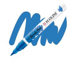 Ручка-кисть акварельная Ecoline Brush pen, № 505 Ультрамарин светлый