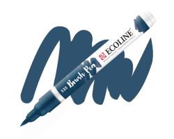 Ручка-кисть акварельная Ecoline Brush pen, № 533 Индиго