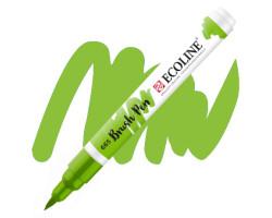 Ручка-кисть акварельная Ecoline Brush pen, № 665 Ярко-зеленая