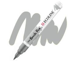 Ручка-кисть акварельная Ecoline Brush pen, № 704 Серый