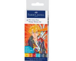 Набор Faber-Castell 167157 Shonen 6 цветов 167157