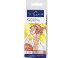 Набор Faber-Castell 167168 Kaoiro 6 цветов