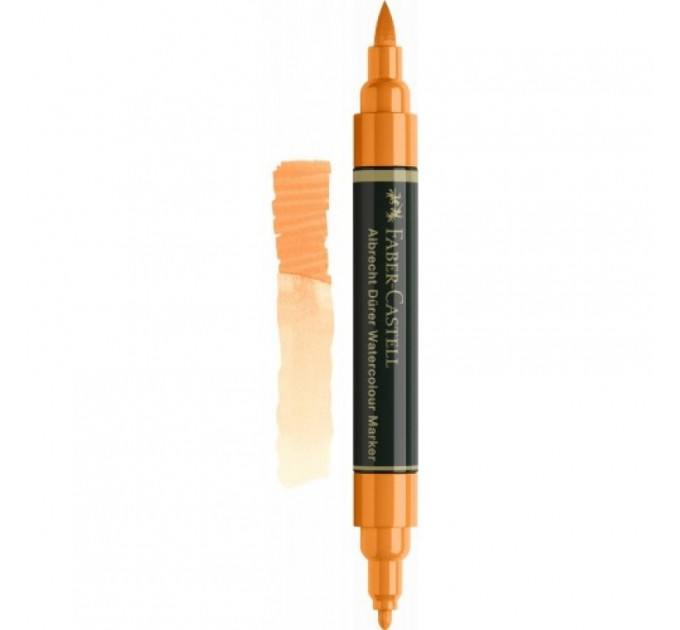 Акварельный маркер Faber-Castell Albrecht Durer Оранжевая глазурь №113 (160413)