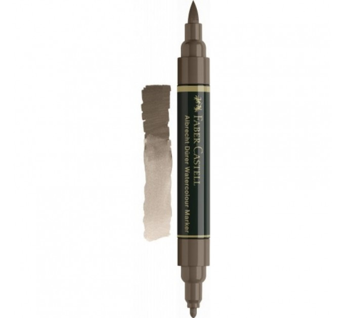 Акварельный маркер Faber-Castell Albrecht Durer Темная Сепия №175 (160475)