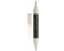 Акварельный маркер Faber-Castell Albrecht Durer Теплый серый №272 (160572)