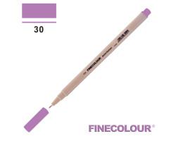 Линер Finecolour Liner на водной основе 030 сиреневый EF300-30