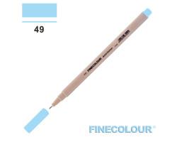 Линер Finecolour Liner на водной основе 049 голубоватый оттенок EF300-49