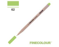 Линер Finecolour Liner на водной основе 062 салатовый EF300-62