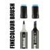 Набор маркеров Finecolour Brush 60 цветов EF102-TB60