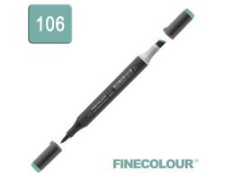 Маркер спиртовой Finecolour Brush-mini бронзовый BG106