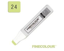 Заправка для маркеров Finecolour Refill Ink 024 серовато-зеленый YG24
