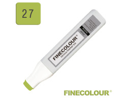 Заправка для маркеров Finecolour Refill Ink 027 травянистый YG27