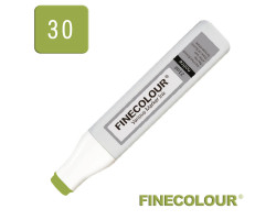 Заправка для маркеров Finecolour Refill Ink 030 оливоквый YG30