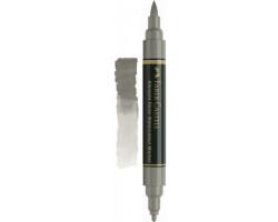 Акварельный маркер Faber-Castell Albrecht Durer Теплый серый №273 (160573)