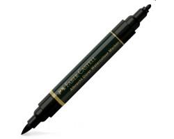 Акварельный маркер Faber-Castell Albrecht Durer Черный №199 (160499)