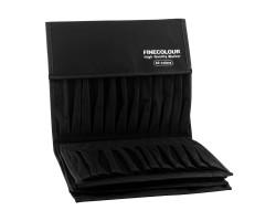 Пенал Finecolour для 60 маркеров пустой арт EF901-60EC