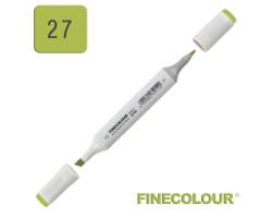 Маркер спиртовой Finecolour Sketchmarker 027 травянистый YG27