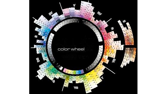 Цветовая схема Copic