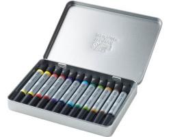 Маркеры акварельные Winsor & Newton Wotercolor Markers Set, 12 шт 290001
