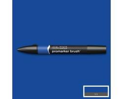 Маркер Winsor & Newton, Brushmarker, Королевский синий V264