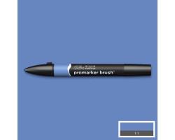 Маркер Winsor & Newton, Brushmarker, Китайский синий B736
