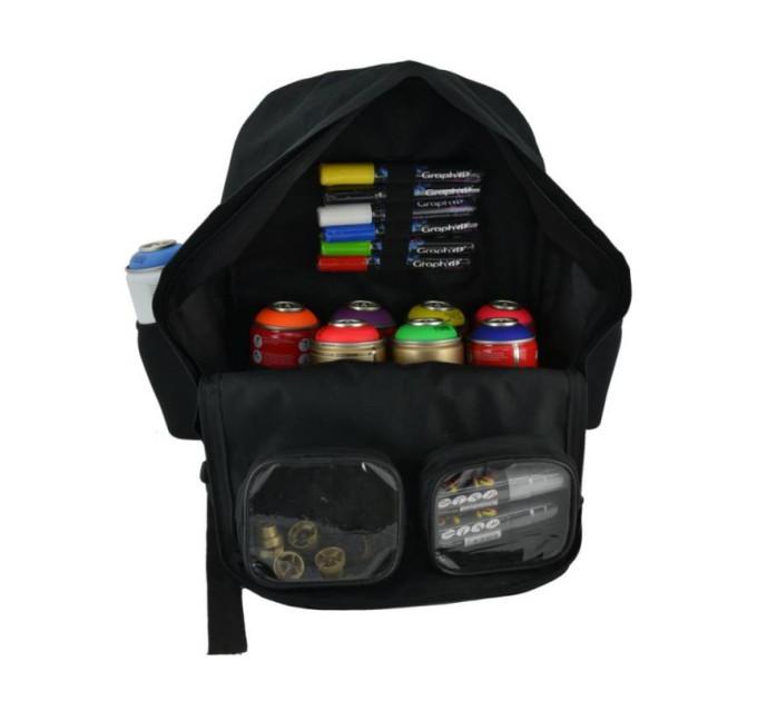 Рюкзак для аэрозолей Graff Stuff, Graph'it