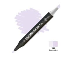Маркер SketchMarker Brush кисть Барвінок SMB-V54