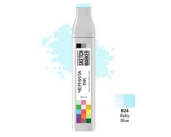 Заправка для маркеров SKETCHMARKER B24 чернила 20 мл Дитячий блакитний