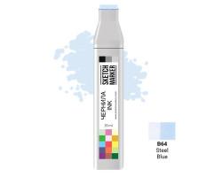 Заправка для маркеров SKETCHMARKER B64 чернила 20 мл Сталевий синій