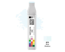 Заправка для маркеров SKETCHMARKER B75 чернила 20 мл Синя тінь