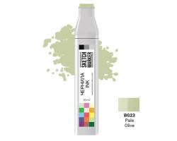 Заправка для маркеров SKETCHMARKER BG23 чернила 20 мл Блідий оливковий