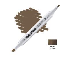 Маркер Sketchmarker Bronze (Бронзовый), SM-BR091