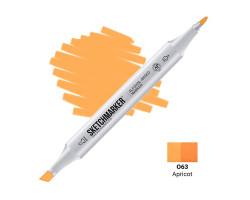 Маркер Sketchmarker Apricot (Абрикос), SM-O063
