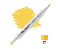 Маркер Sketchmarker Buff (Кожа буйвола), SM-Y023