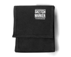 Пенал SketchMarker органайзер на 12 маркеров, W12