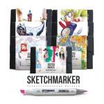 Маркеры Sketchmarker Classic наборы