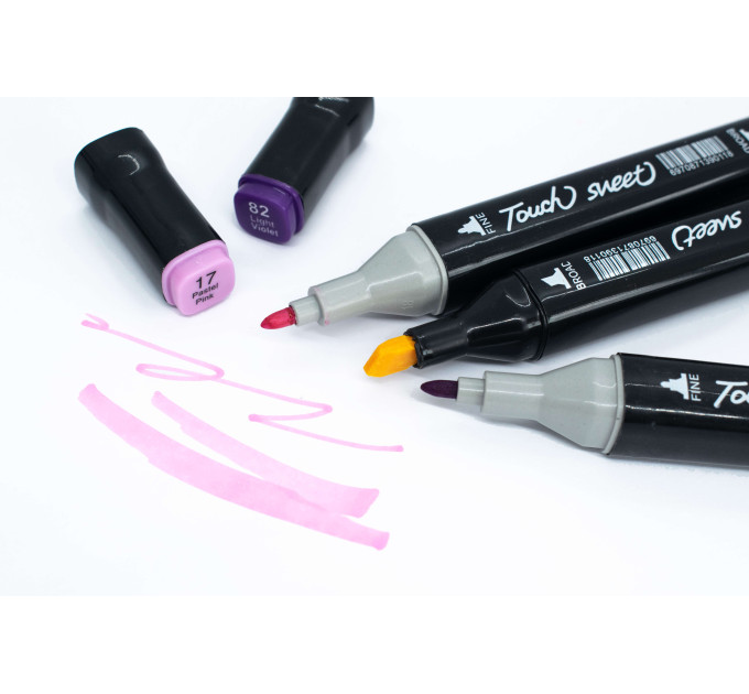 Маркеры TOUCH Marker набор 36 шт
