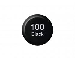 Чернила Copic 100 Black (Черный) 12 мл