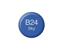 Чернила Copic B-24 Sky (Небесный) 12 мл