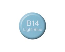Чернила Copic B-14 Ice blue (Пастельно-синий) 12 мл