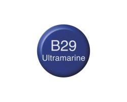 Чернила Copic B-29 Ultramarine (Ультрамарин) 12 мл