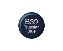 Чернила Copic B-39 Prussian blue (Фиолетово-синий) 12 мл