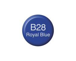 Чернила Copic B-28 Royal blue (Королевский синий) 12 мл