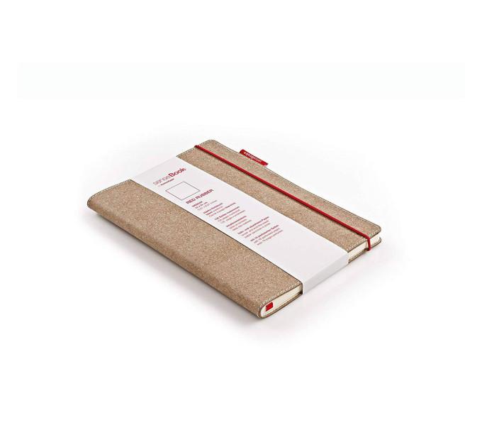 Блокнот COPIC Sense Book Red Rubber, 14х21см А5