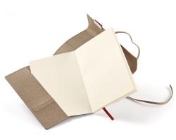 Сменый блок COPIC для Блокнота Sense Book Flap+Refill, 14х21 см, чистые листы А5, 135 листов, 80г