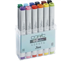 Маркеры Copic Basic 12 шт B 2007502