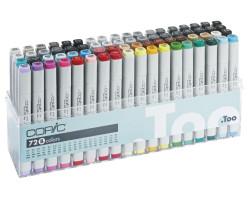 Набор маркеров Copic classic 72 шт Color B classic 20075161