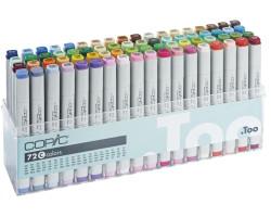 Набор маркеров Copic classic 72 шт Color C classic 20075162